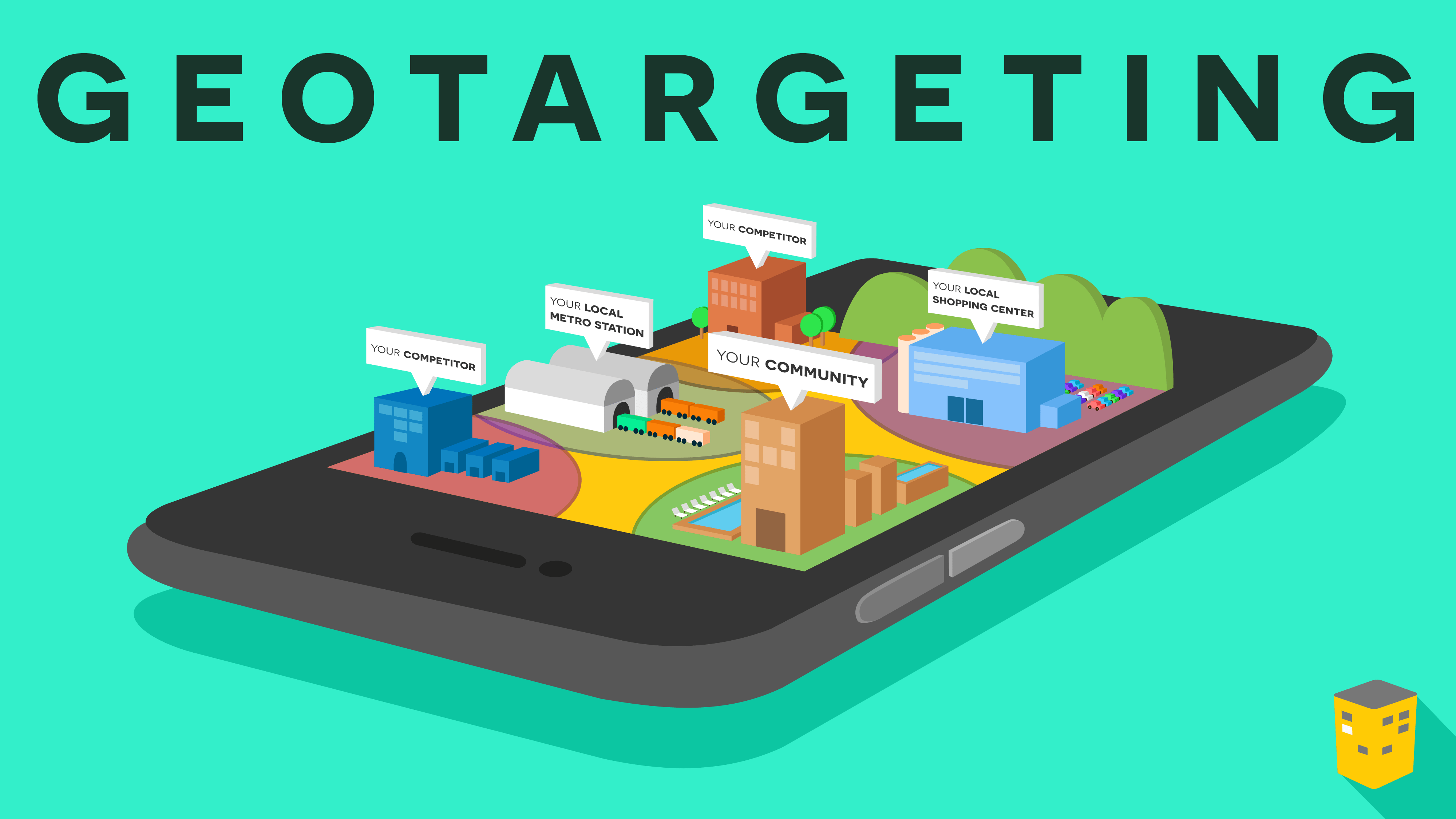 Acquire The Audience You Want With Geo-targeting
